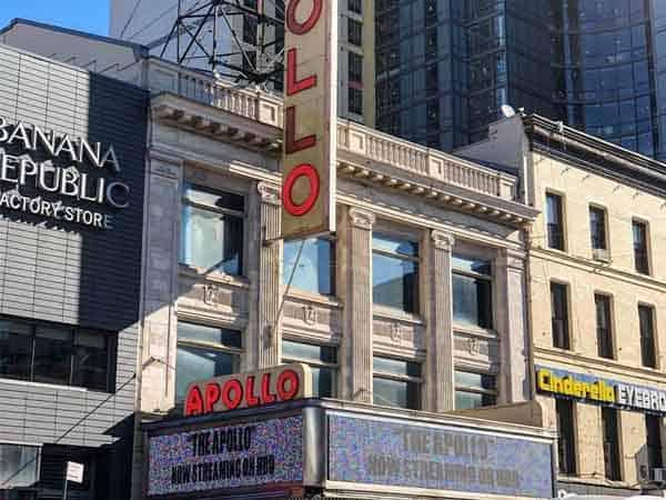 Teatro Apollo Harlem - Visitar de turismo Harlem - Ilutravel.com