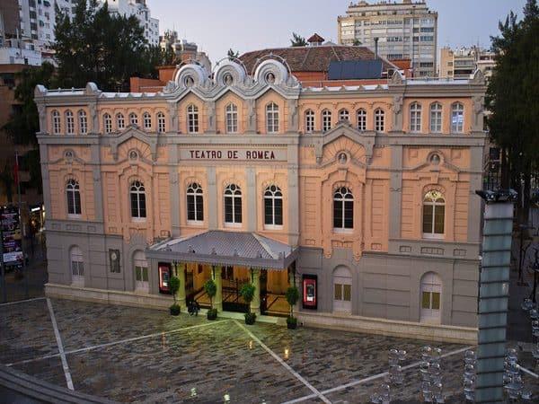 Teatro Romea de Murcia - Que ver en la ciudad - Ilutravel.com