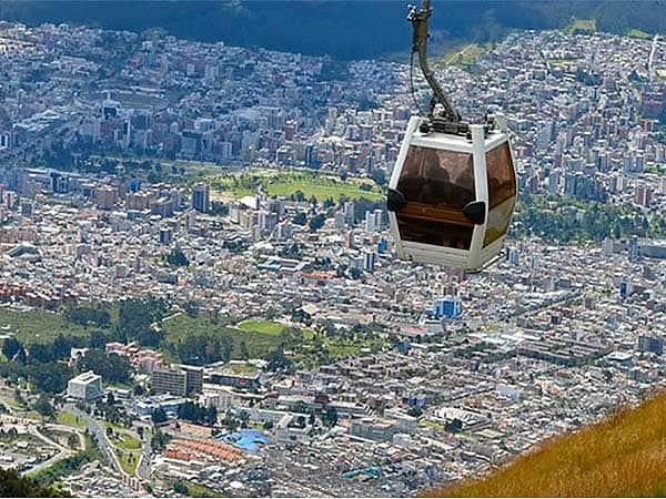Teleferico Quito - Que ver en Quito 2 días - Ilutravel.com