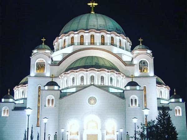 Templo San Sava de Belgrado - Todo lo que visitar en Belgrado de turismo - Ilutravel.com