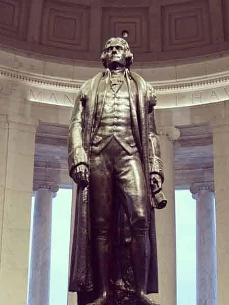 Thomas Jefferson Monumento - Ver Washington de viaje para 2 días - Ilutravel.com
