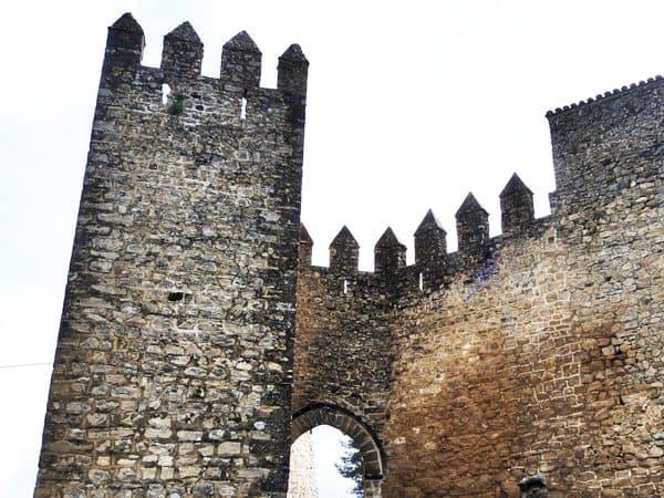Torre Barbacana de SAbiote turismo
