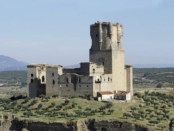 Torre de belalcazar provincia de Córdoba