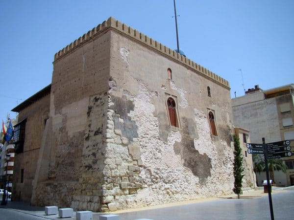 Torre de Calahorra de Elche lugar que ver