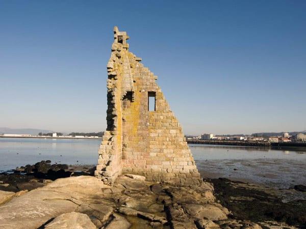 Torre de San Sadurniño de Cambados - Ver Cambados haciendo turismo - Ilutravel.com