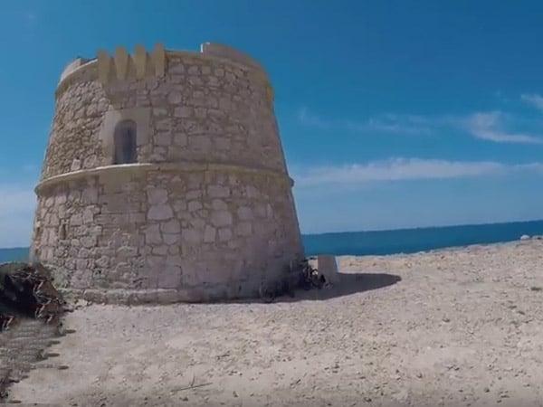 Torre de la Gavina de Formentera - De Turismo en Formentera para 5 días. - Ilutravel.com