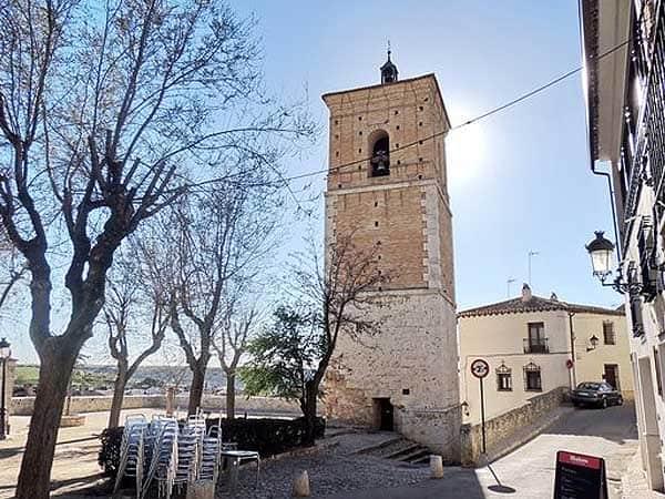 Torre del Reloj Chinchon - Turismo por Chinchón - Ilutravel.com