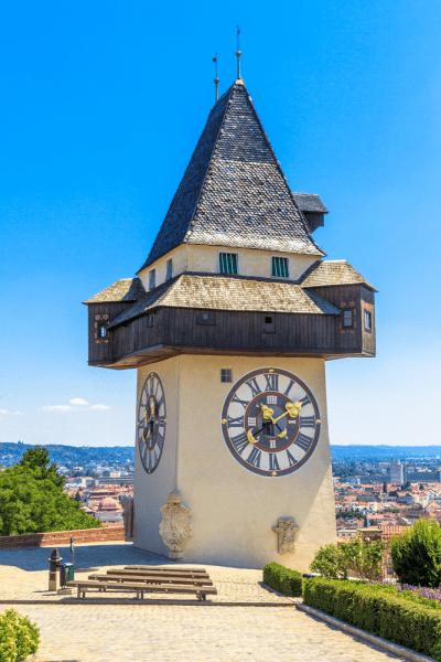 Torre del Reloj de Graz lugar que ver
