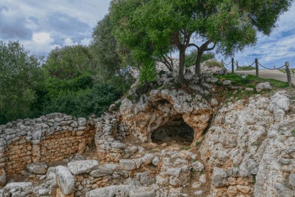 Torre d'en Galmés de Menorca - 7 días de turismo en Menorca - Ilutravel.com