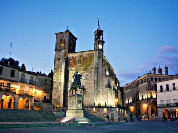 Guía de viaje de todos los lugares que ver en Trujillo – Ilutravel.com -Tu guía de turismo online