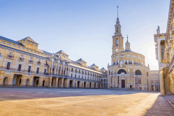 Universidad Laboral de Gijón para ver y visitar