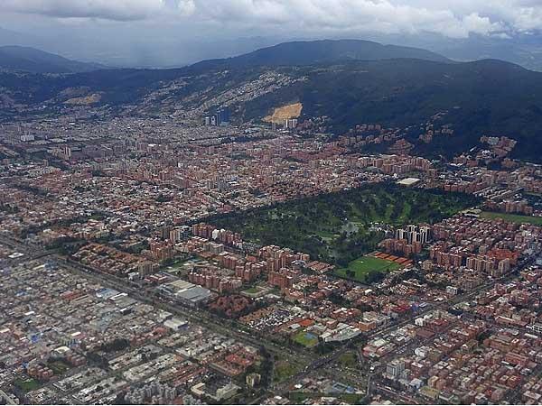 Barrio Usaquen de Bogotá - Ver Bogotá haciendo turismo - Ilutravel.com