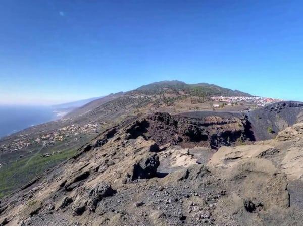 Volcán de San Antonio de LA Palma sitios que visitar en La Palma - Ilutravel.com