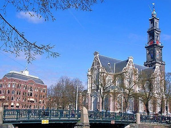 Westerkerk de Ámsterdam - Ver Ámsterdam y que hacer - Ilutravel.com