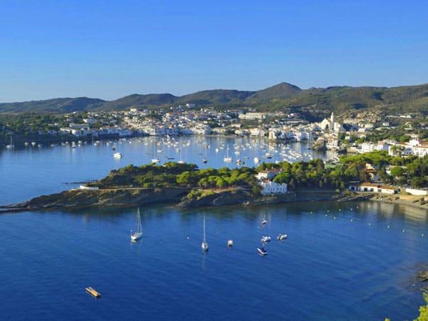 Foto de Cadaques vista miradores - Sitios de interés de Cadaqués - Ilutravel.com