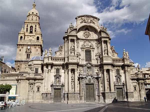 catedral santa maria de murcia - Ver de turismo - Ilutravel.com