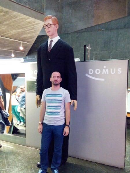 Domus del MItreo de A Coruña - Que ver en A Coruña - Ilutravel.com
