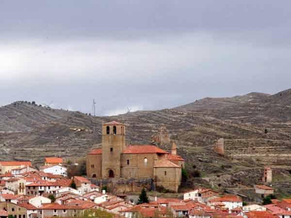Foto de Enciso pueblo cerca que ver en Logroño - Ilutravel.com