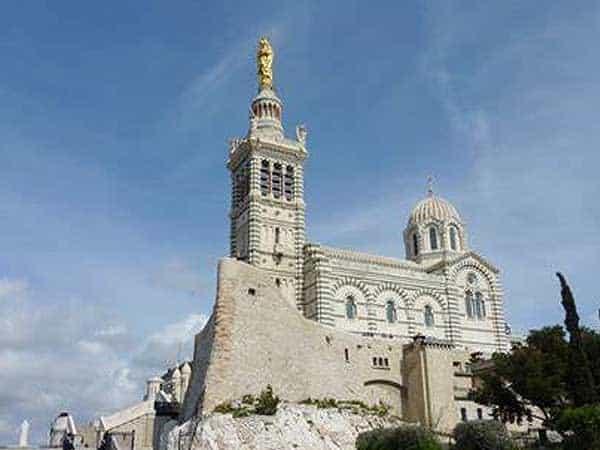 notre darme la gardea marseille - Marsella en un día - Ilutravel.com