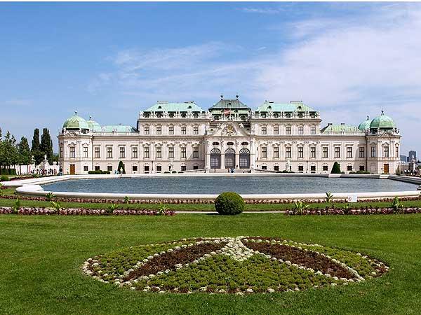 palacio belvedere viena - Ver Viena 2 días - Ilutravel.com